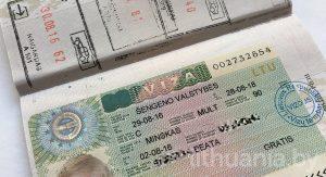 Виза в Литву — как открыть самостоятельно