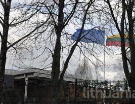 Литовское посольство в Минске, консульство в Гродно