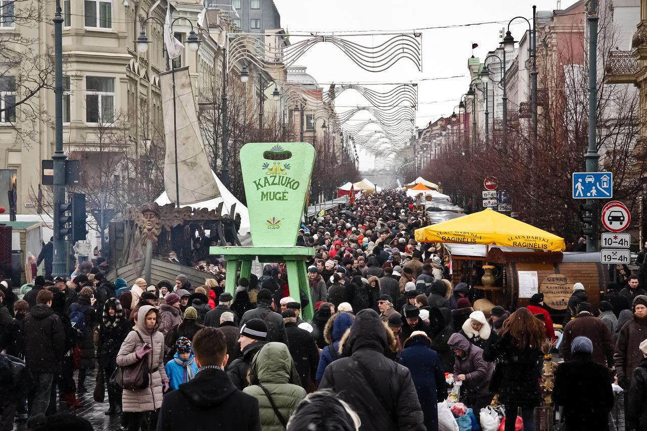 Праздники Литвы