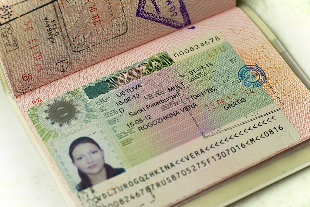 Как сделать шенгенскую визу в минске 599