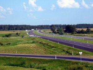 Особенности ПДД Литвы