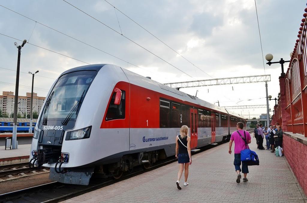 Как добраться до Вильнюса