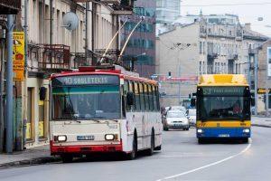 Транспорт Вильнюса
