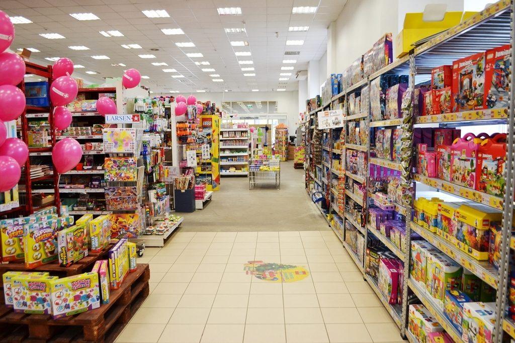 Детские магазины Вильнюса