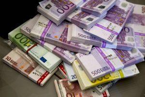 Евро в Литве