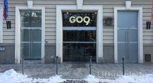 Торговый центр GO9 в Вильнюсе