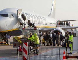 Ryanair открывает рейс из Вильнюса в столицу Иордании