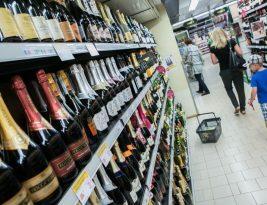 Новые запреты: продажи алкоголя в Литве упали