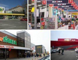 Литовская торговля не может определиться, работать ли в выходные