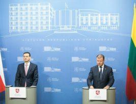 Скоростная автодорога соединит Вильнюс и Варшаву