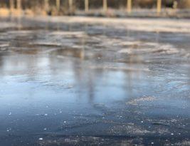 Сильных морозов в Литве больше не будет, на следующей неделе - плюсовая температура