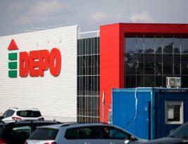 В Вильнюсе открылся крупнейший в странах Балтии магазин латвийской сети Depo