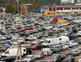 В Литве повысился спрос на подержанные автомобили