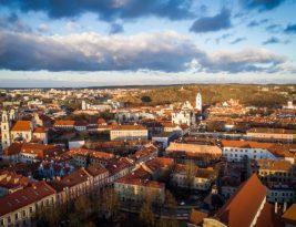 В Вильнюсе в июле собрано 140 000 евро из налогов на туристов