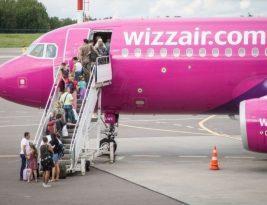 С 29 октября Wizz Air будет летать из Вильнюса во Львов
