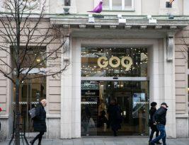 Реконструкция в торговом центре GO9