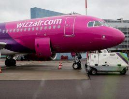 Летом Wizz Air закроет 5 направлений из Вильнюса