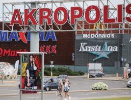 В ТЦ Akropolis скоро откроется самый большой магазин Maxima
