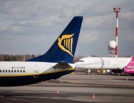 В аэропорту Каунаса поставлен новый рекорд пассажиропотока