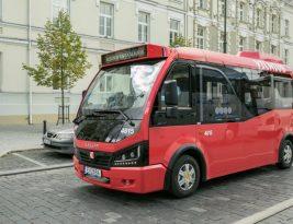 «Электрификация» транспорта в Литве начинается с Клайпеды