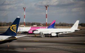 МАУ отменяют часть рейсов в Литву