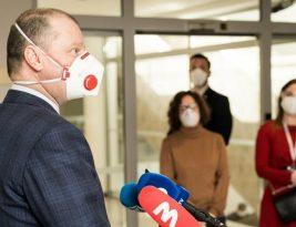 Карантин в Литве продлен ещё на 14 дней: ношение масок обязательно